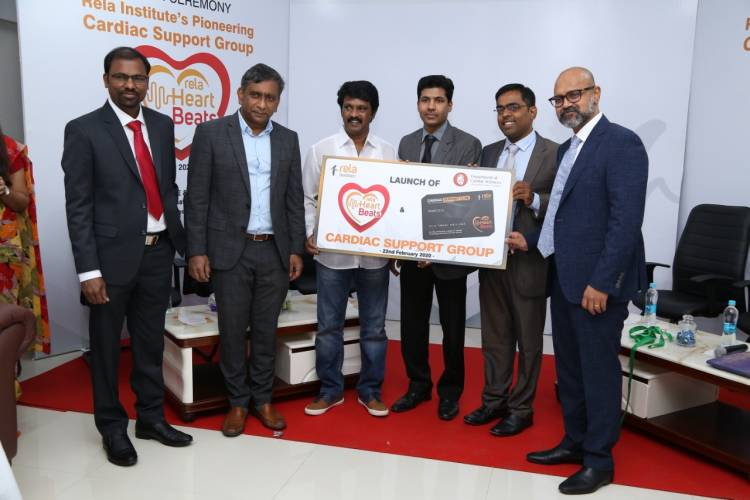 Dr. Rela Institute & Medical Centre launches 'Rela Heart Beats'
