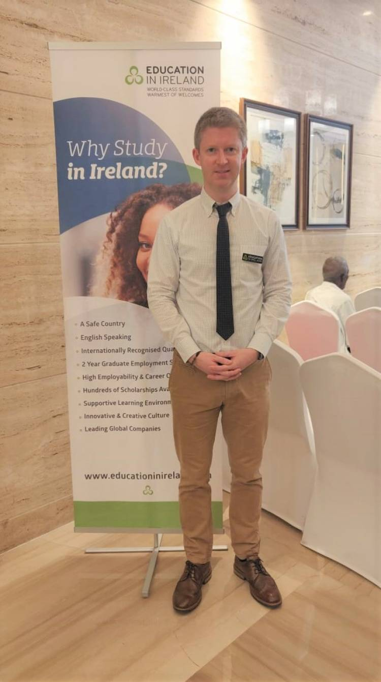 Government of Ireland organized its Education in Ireland Fair in Chennai with leading Irish institutes