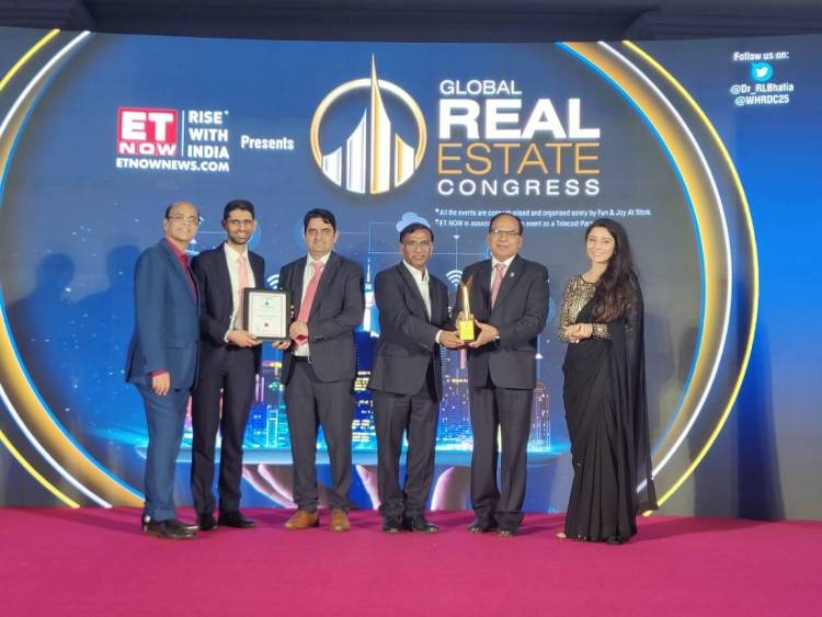 Brookfield Properties bags four awards at the ET Now Global Real Estate Congress Awards 2020!