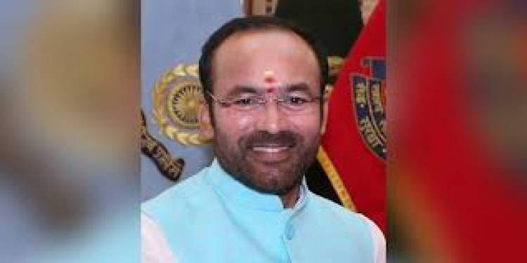 No restrictions on voice calling and SMS facility in J-K:G.Kishan Reddy in Lok Sabha