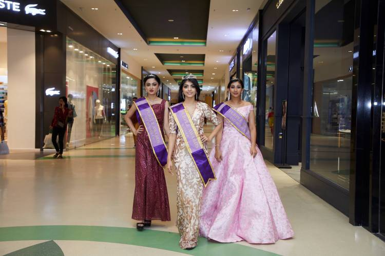 Grand Finale of the First Ever 'Purple Awards 2020' held on 8th March at VR Chennai