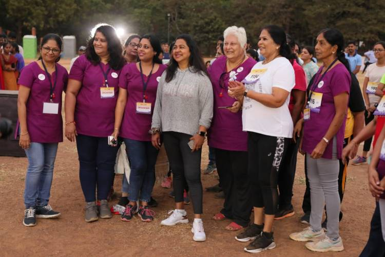 Wake up and Walk, An Annual Walkathon Event by All Ladies League