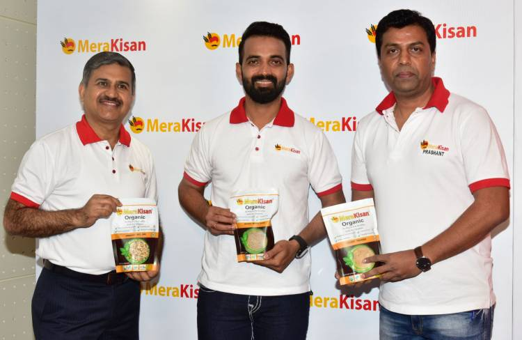 Ajinkya Rahane to invest in Mahindra backed MeraKisan