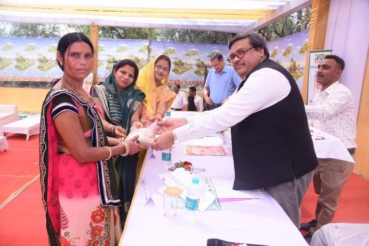 Zandu Foundation for Health Care (ZFHC) starts the 1st Biotech-KISAN Hub of Gujarat at Ambach