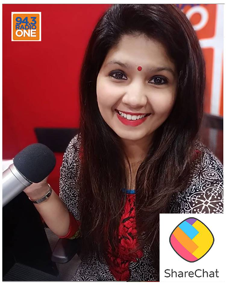 Radio One 94.3 launches an exclusive One Hour segment in Pakka Local Show with RJ Shruthi using ShareChat