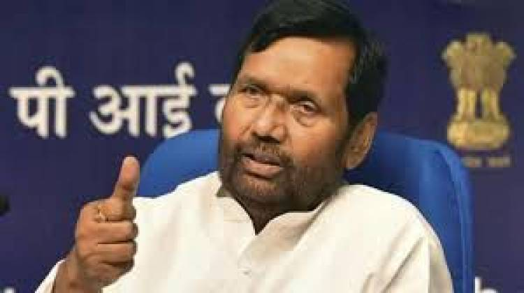 Govt monitoring availability of essential commodities in market: Paswan