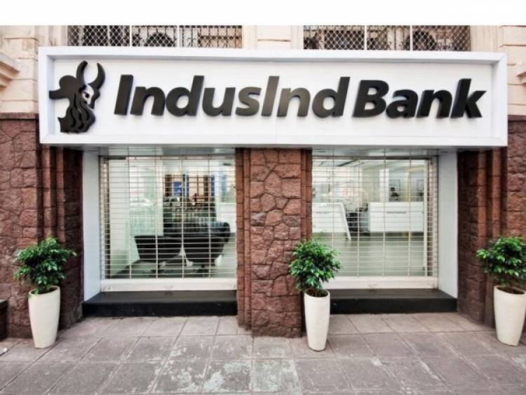 IndusInd Bank shares locked in upper circuit after stock jumps over 48pc