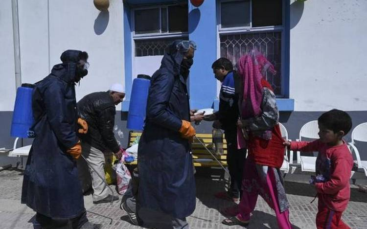 Kashmir reports first death due to coronavirus
