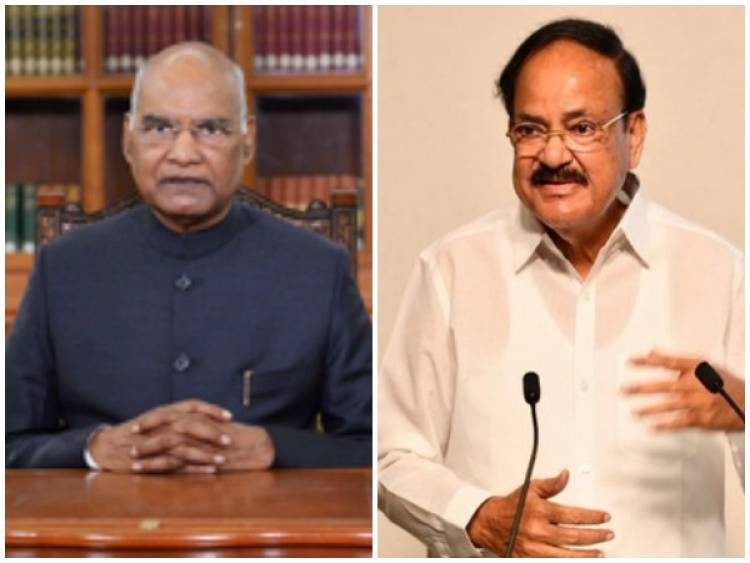 President, VP Naidu to hold interaction with Governors, LGs on COVID-19