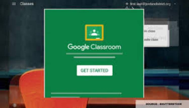 First College in Tiruvarur District to Use Google Classroom