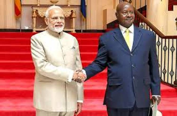 India stands in solidarity with friends in Africa in COVID-19 crisis: PM Modi
