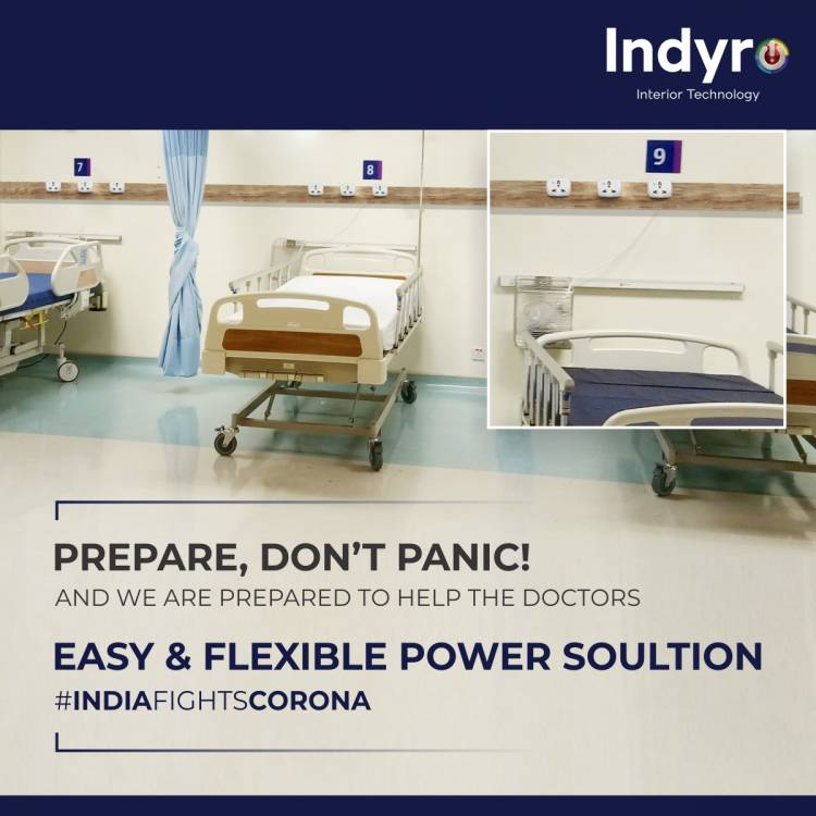 Indyro's 'POWER PLUS' range: An ideal solution for medical applications amid rising Power Outlets