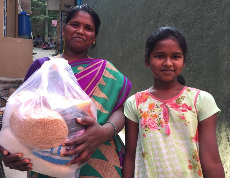 YouthFeedIndia successfully distributes provisions to over 1,50,000 needy people for 20 lakh meals across India