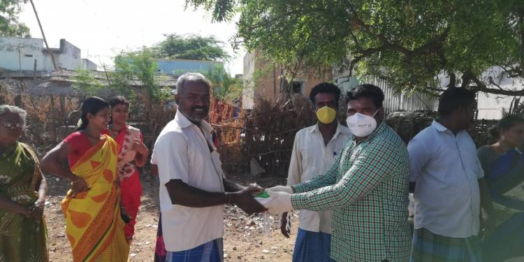 Vedanta Donates Rs 5 crore to Tamil Nadu Chief Minister's Public Relief Fund