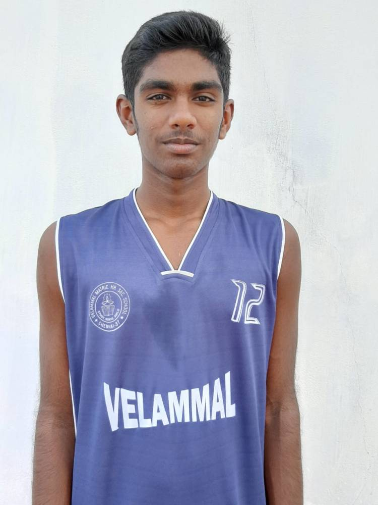VELAMMALIANS QUALIFIED FOR THE JUNIOR NBA CHAMPIONSHIP