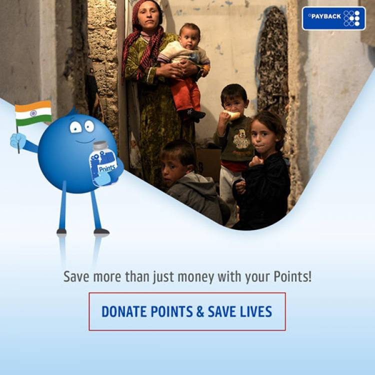 PAYBACK India encourages members to fight Corona crisis by donating Loyalty Points to help Save Lives