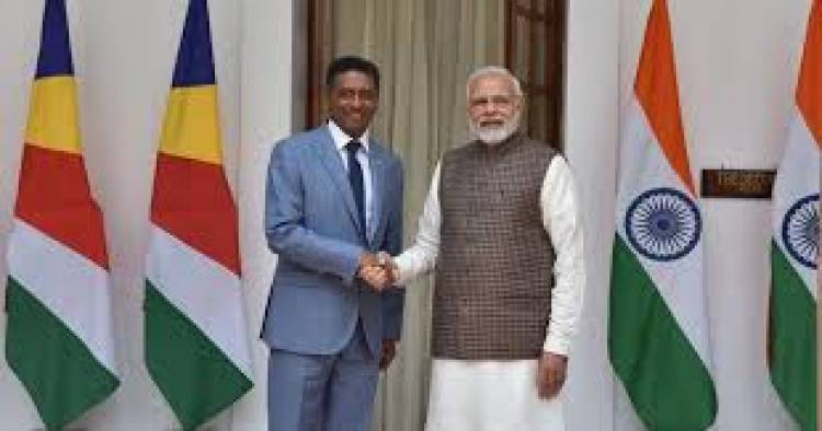 Seychelles President thanks PM Modi for donating critical medicines