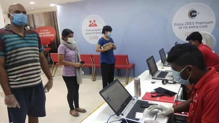 Airtel to Home Deliver SIM Cards to Customers in Chennai