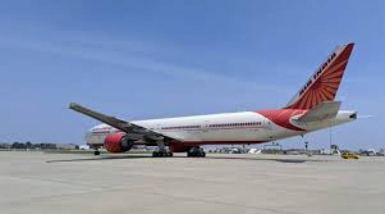 Vande Bharat flight with 289 Indians departs from Toronto
