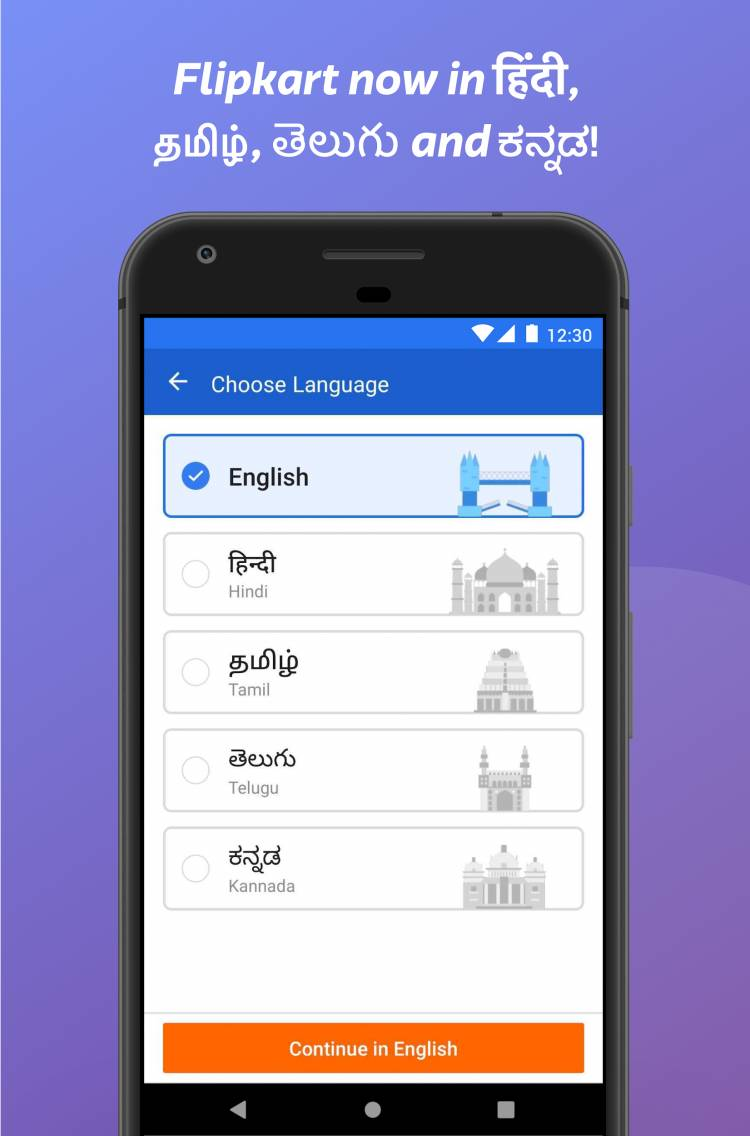 Flipkart introduces 3 new regional language interfaces to make ecommerce more inclusive
