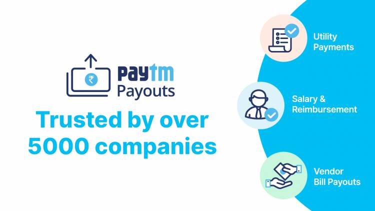 Paytm Payouts processed over Rs. 1500 Crore in salaries and other benefits for medium & large enterprises