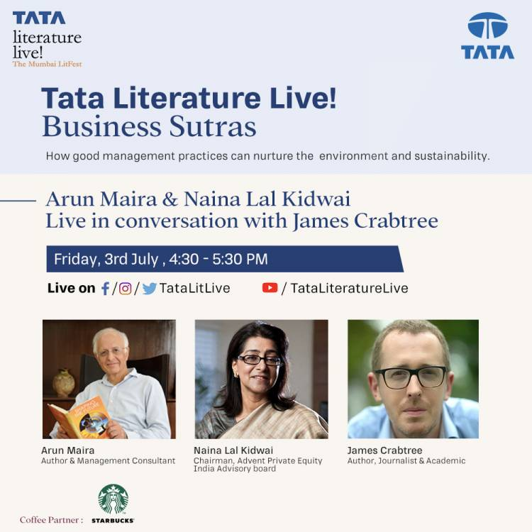 Tata Literature Live!  Business Sutras