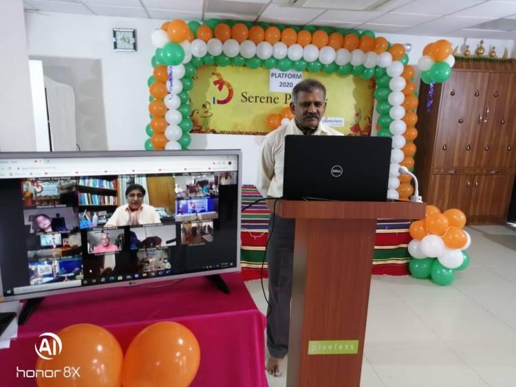Puducherry Lt. Gov. H.E. Dr. Kiran Bedi kick-starts PLATFORM 2020, a virtual talent hunt for seniors by Columbia Pacific Communities