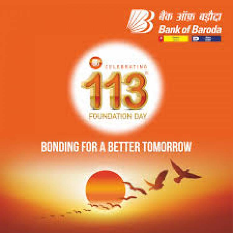 Bank of Baroda felicitates COVID warriors on occasion of 113th Foundation Day