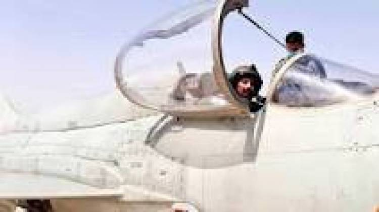 IAF chief flies MiG-21, reviews operational readiness on western front