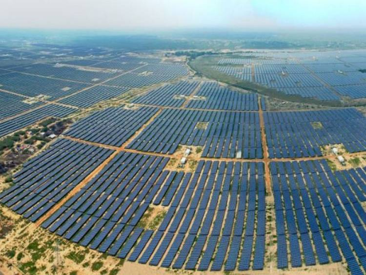 Shares of Adani Green jump 9 pc at Rs 541.90 per unit