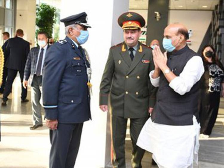 Rajnath Singh to meet Chinese counterpart in Moscow