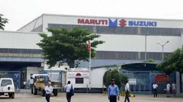 Maruti Suzuki production up 11 per cent to 1.23 lakh units in August