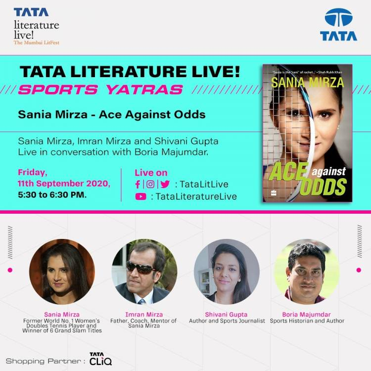 Tata Literature Live!  Sports Yatras