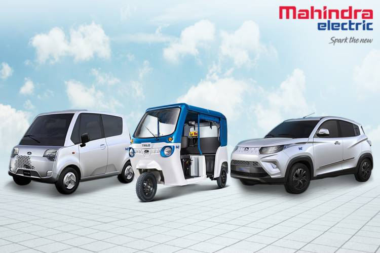 Mahindra Electric, founding partner of World EV Day
