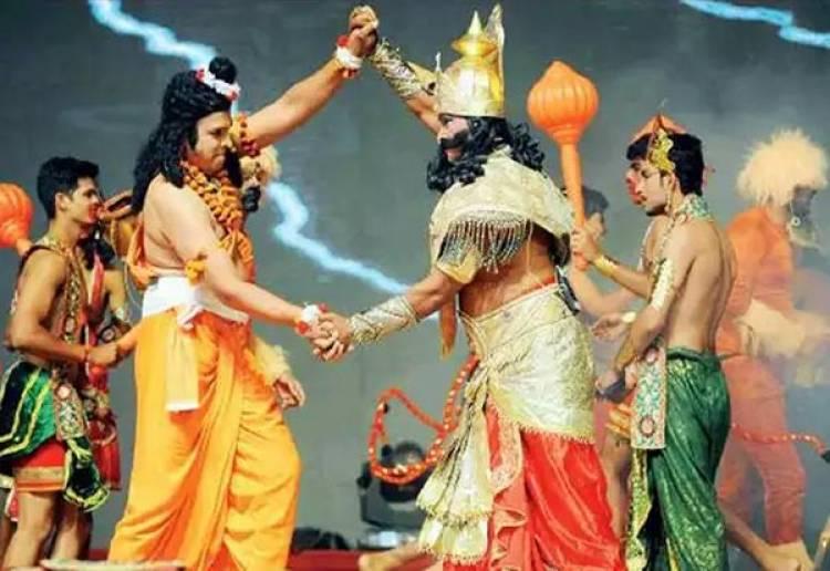 14 மொழிகளில் நேரலையாக அயோத்தி ராம் லீலா வைபவம் ஒளிபரப்பு