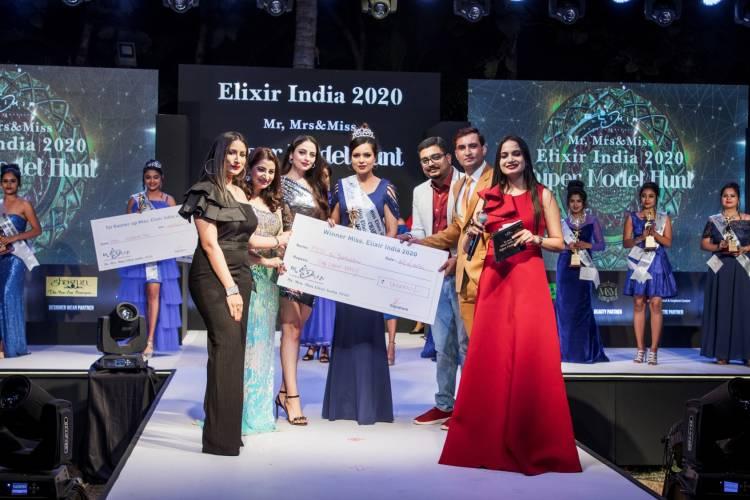 Elixir India Super Model Hunt 2020