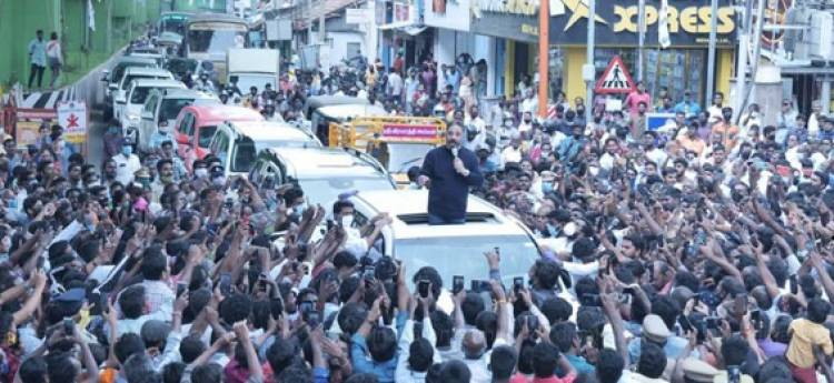 டெல்லியில் 60 விவசாயிகள் இறந்தது மரணம் அல்ல, அவை அரசு அனுமதியுடன் நடக்கும் கொலைகள்  கமல்ஹாசன்