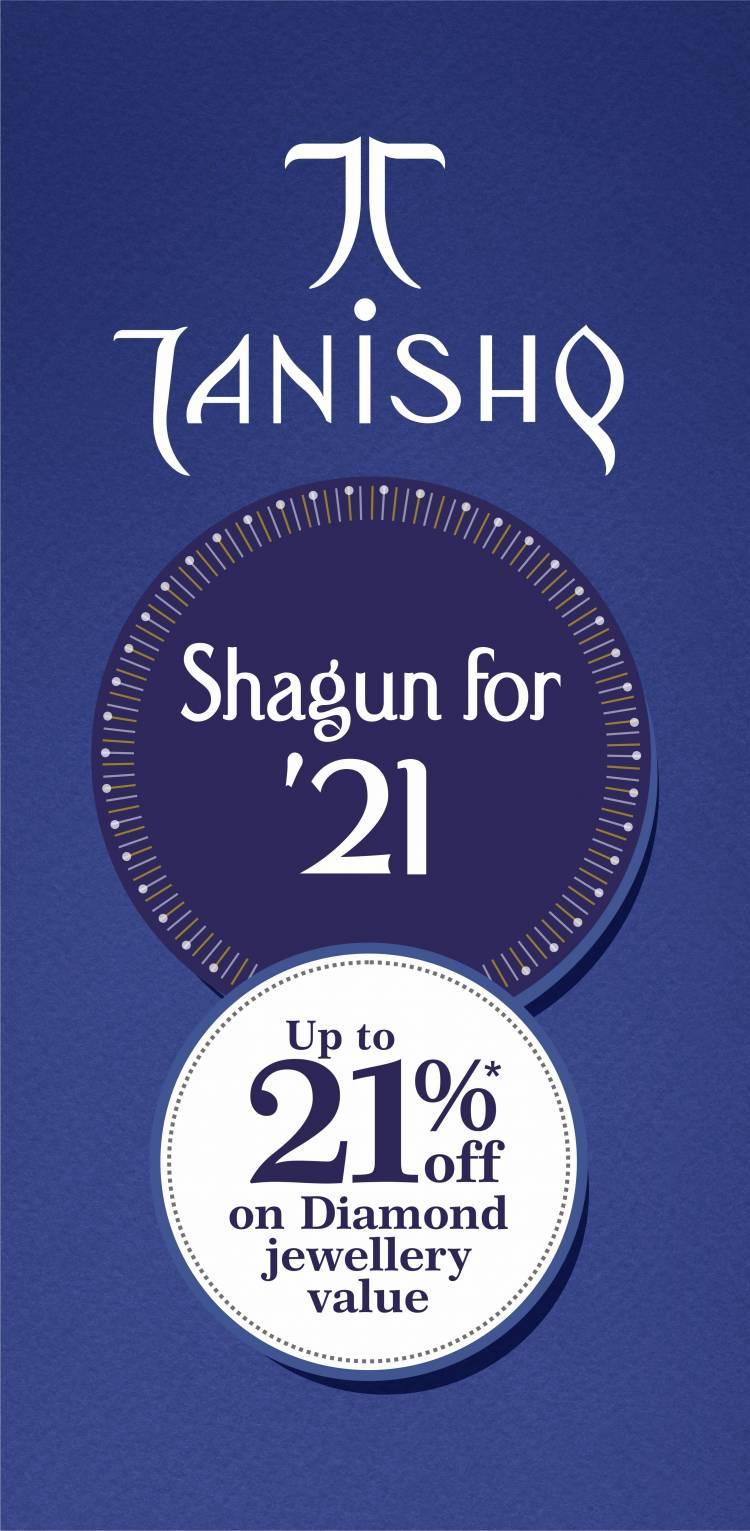 TANISHQ PRESENTS 'SHAGUN' FOR '21