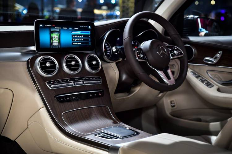 Mercedes-Benz launches the 2021 GLC equipped with latest Mercedes me connect technology and feature enrichments
