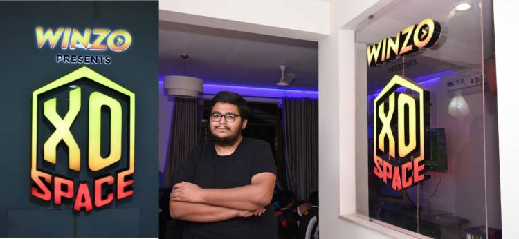 WinZO sponsorships India's First ever XO Space; to boost Esports penetration in Bharat supporting 12+ languages