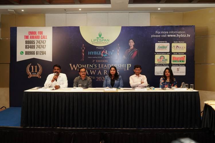 Hybiz.tv Women's Leadership Awards 2021
