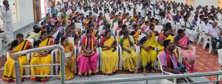 #தேமுதிக கழக துணை செயலாளர் எல்.கே.சுதீஷ் அவர்கள் தர்மபுரியில்