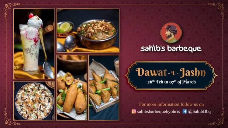 Dawat – E – Jasn an ode to rich street food legacy of Hyderabad at Ohri's Sahib's BBQ