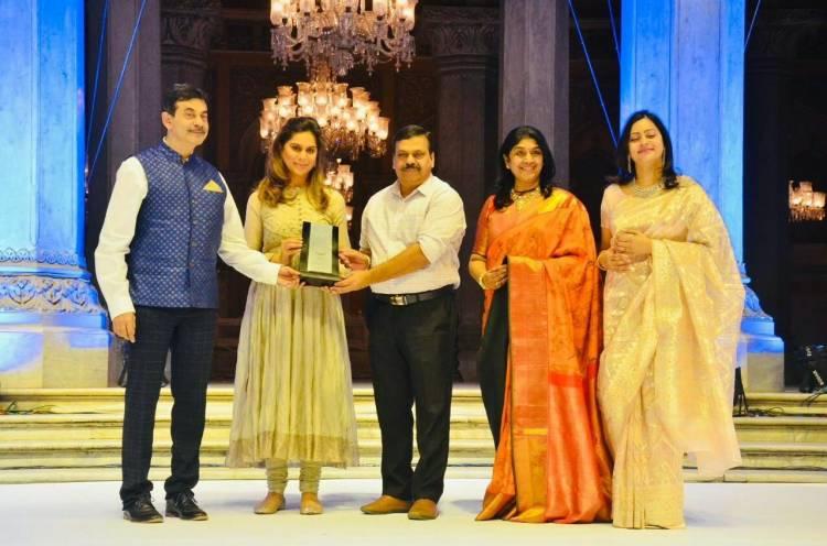 @upasanakonidela has been awarded by FICCI FLO Influential Women Award 2021