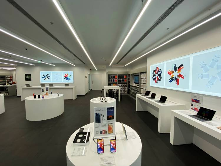Unicorn Launches NCR's First Apple Flagship Premium Reseller Store