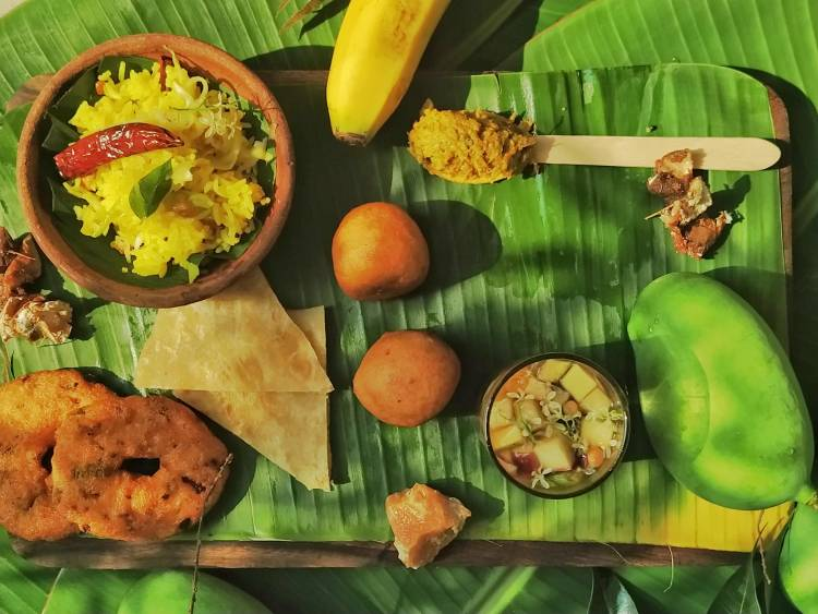 Ugadi Special Buffet at Novotel Hyderabad Airport