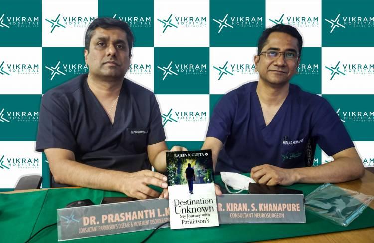 Increasing number of people below 40 showing symptoms of Parkinson's: Vikram Hospital Doctors