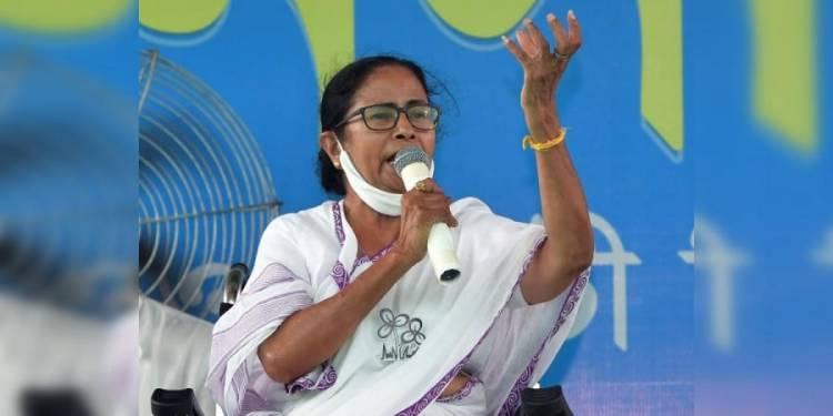 3வது முறையாக முதலமைச்சராக பதவியேற்க இருக்கிறார் மம்தா பாணர்ஜி