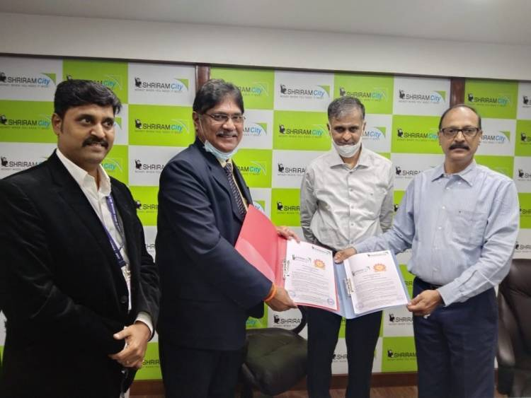 Shriram City Union Finance signs MOU with Bharath Institute of Higher Education and Research (BIHER