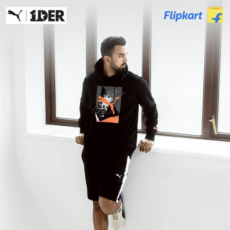 Flipkart celebrates 10-year partnership with PUMA; launches '1DER' in collaboration with KL Rahul